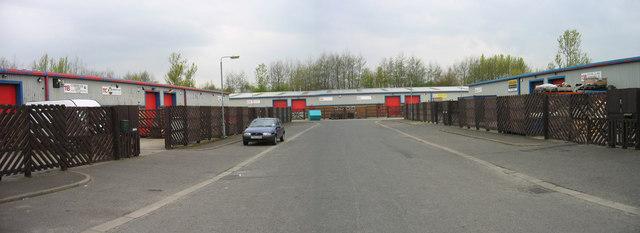 Meadowfield Industrial Estate