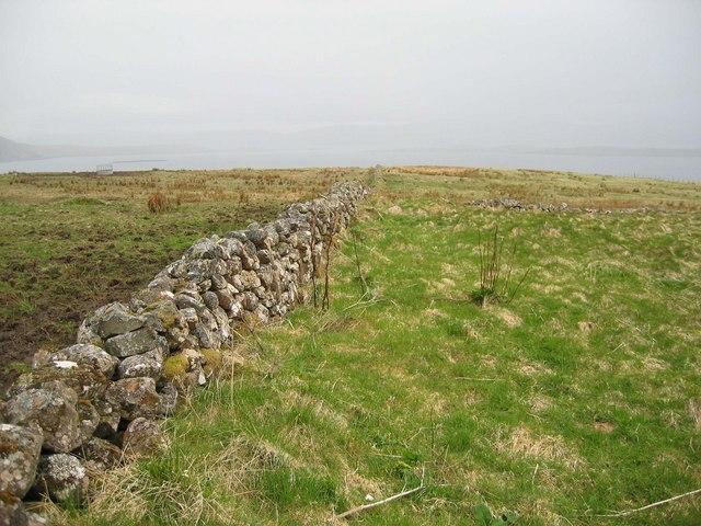 Crofting Land above Loch Bay
