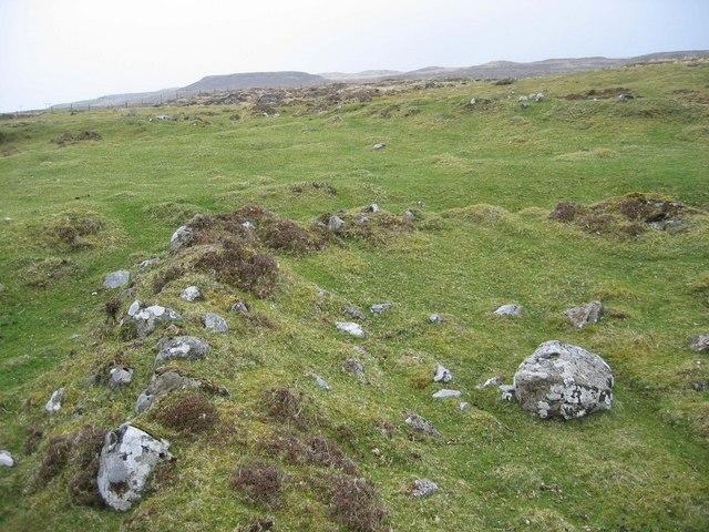 Old Settlement at Halistra