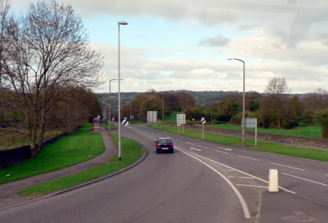 Broadway (A6120), Horsforth