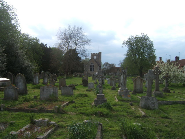 Church of St Peter and St Paul, Headcorn, Kent