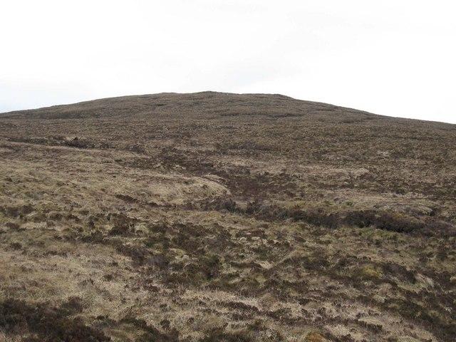 Northern Slopes of Beinn Carnach Bheag