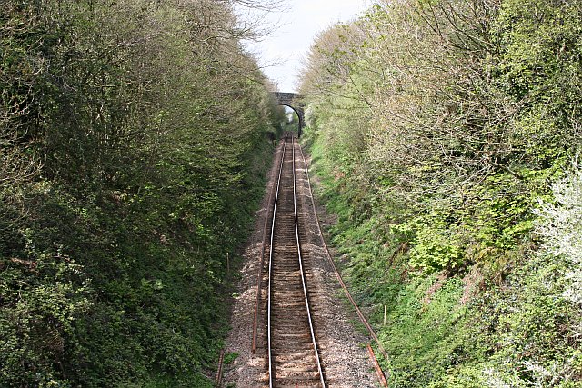 The Falmouth Branch Line