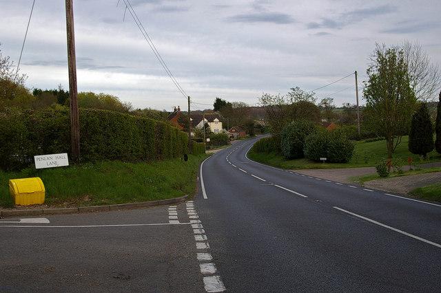 Penlan Hall Lane