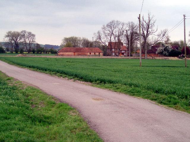 Butler's Manor, Northall