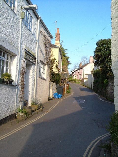 Morleigh road, Harbertonford