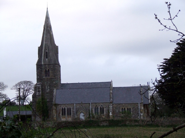 Llanfaes Church