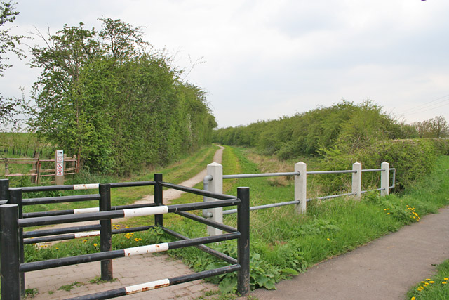 The Grantham Canal at Cropwell Bishop, Nottinghamshire