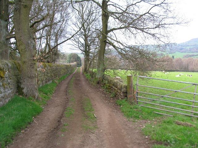 Green Lane at Midhope