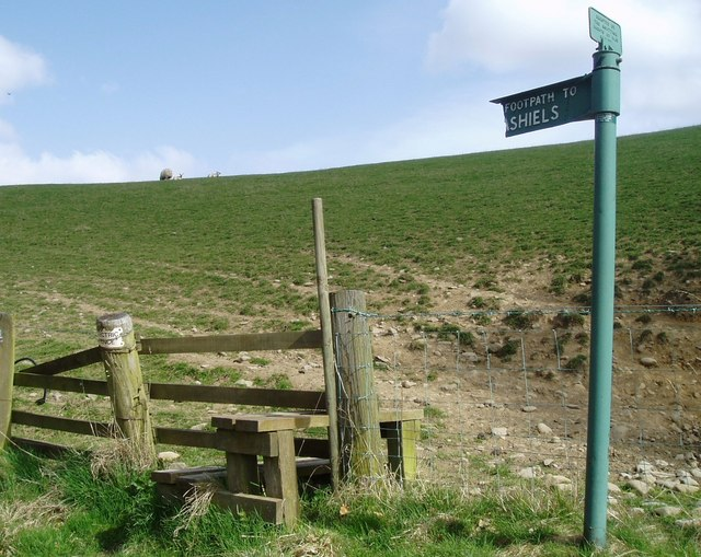 Signpost , Yarrow Valley