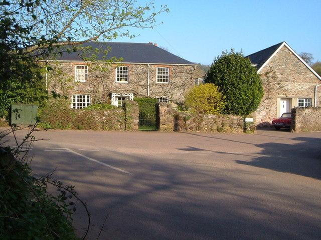 House at Bow Bridge