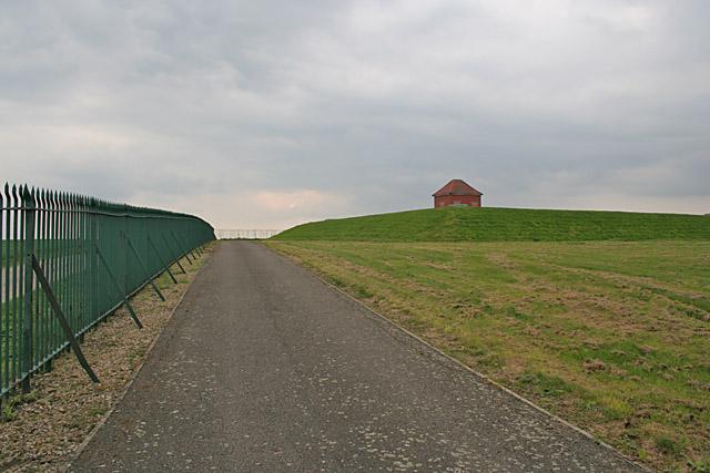 Reservoir near Cropwell Bishop