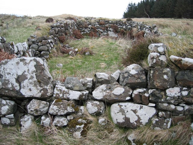 Ruined House at Gillen