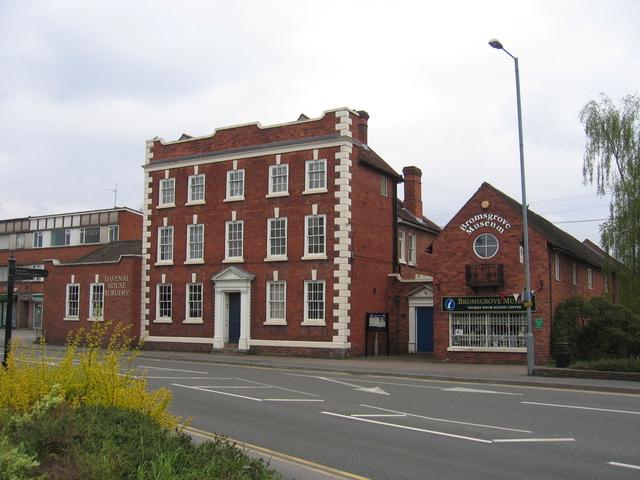 Birmingham Road, Bromsgrove