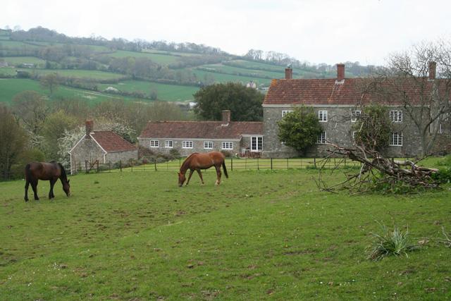 Membury: Yarty Farm