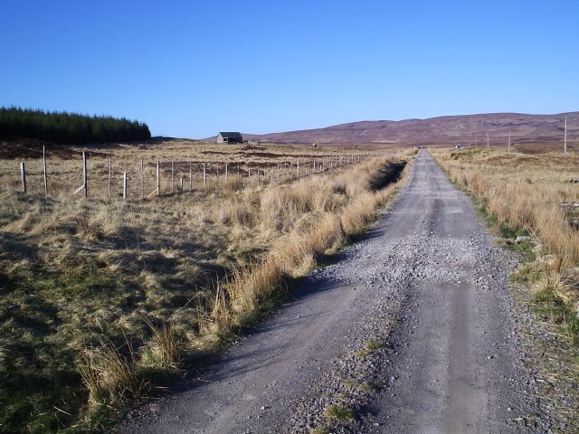 The Road To Dalnessie