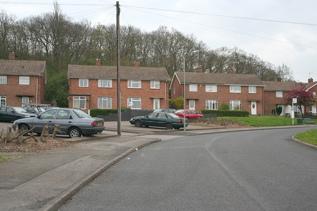 National Coal Board Housing, Cotgrave