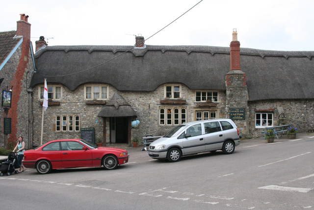 Chardstock: The George Inn