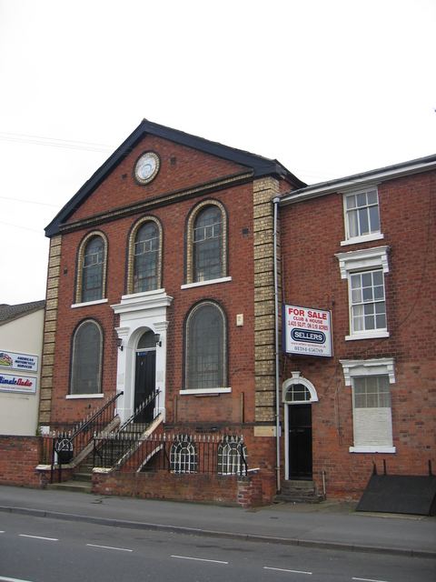 Former Chapel, Bromsgrove