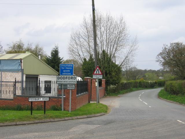 Cross Roads for Dodford