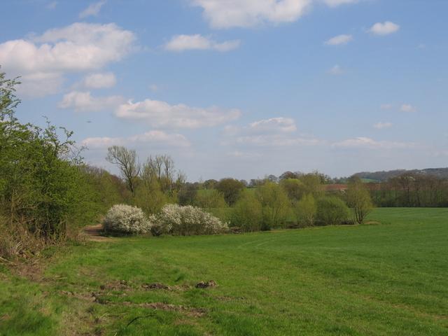 Footpath from Haye Lane