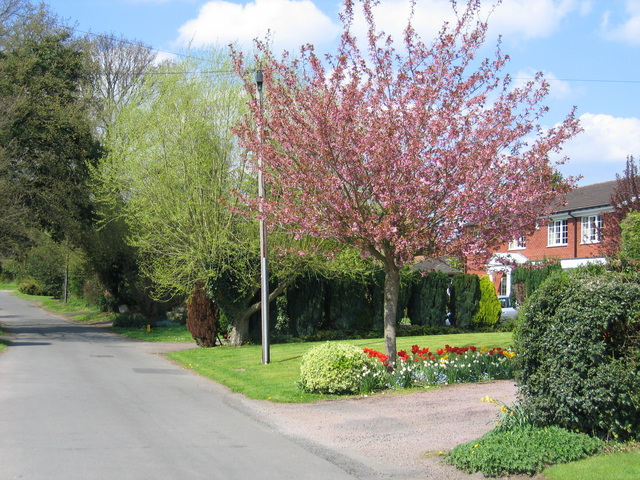 Pratt's Lane, Mappleborough Green