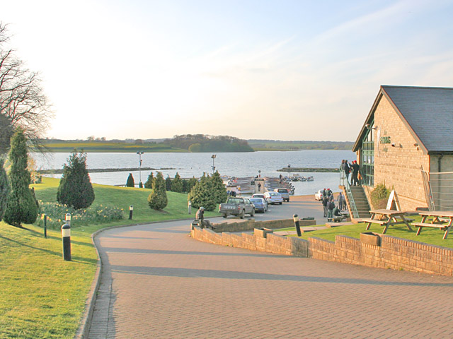 The Fishing Lodge at Edith Weston, Rutland Water