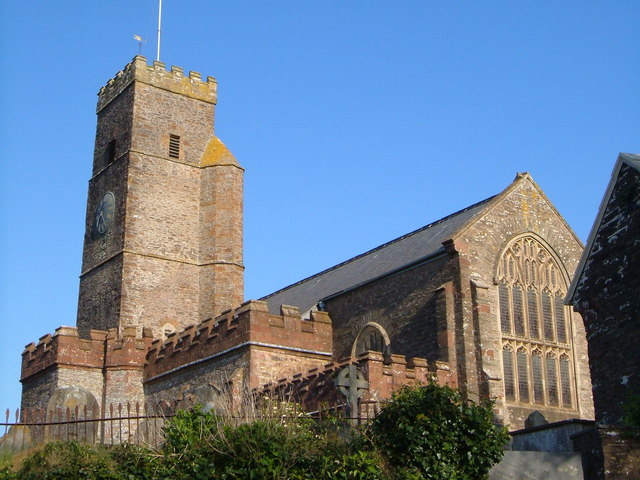 St David's church, Ashprington