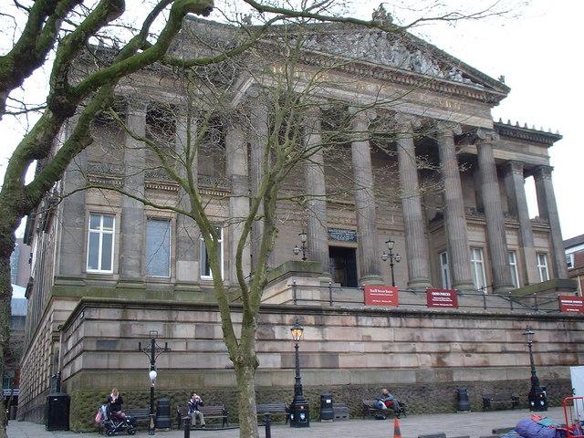 The Harris Museum
