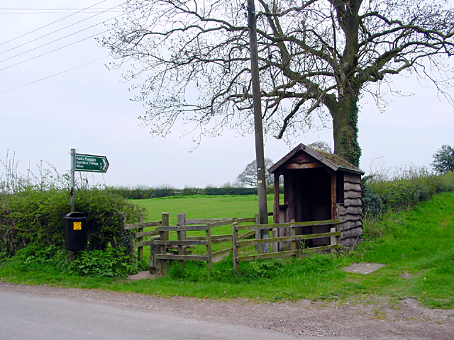 Footpath from Stubwood