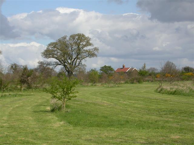 Low Farm camp site
