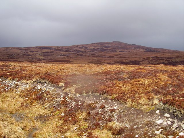 Moors above Dalvraid