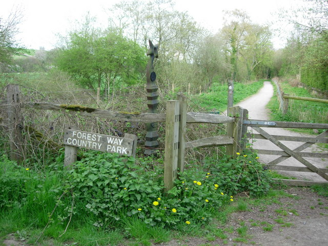Forest Way Country Park