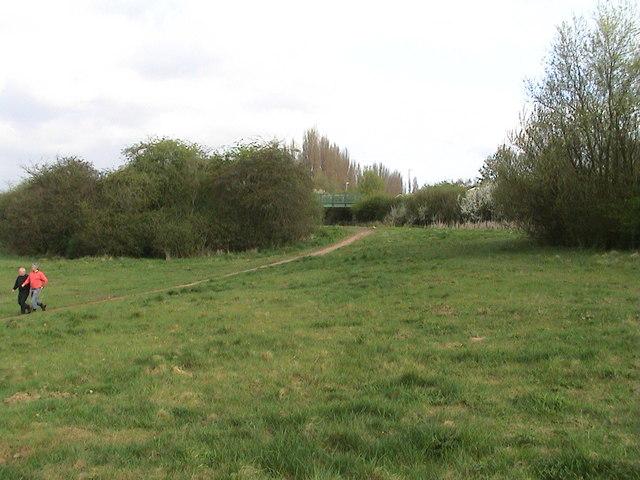 Nature Reserve in Bloxwich.