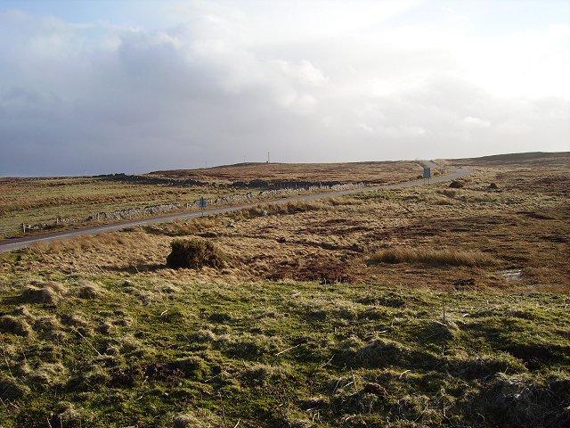 Moors above Strathy