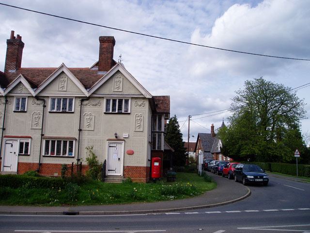 Radwinter post office
