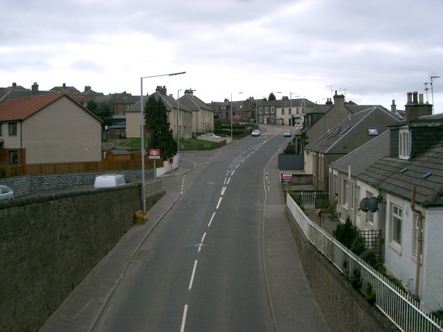 Station Brae Lochgelly
