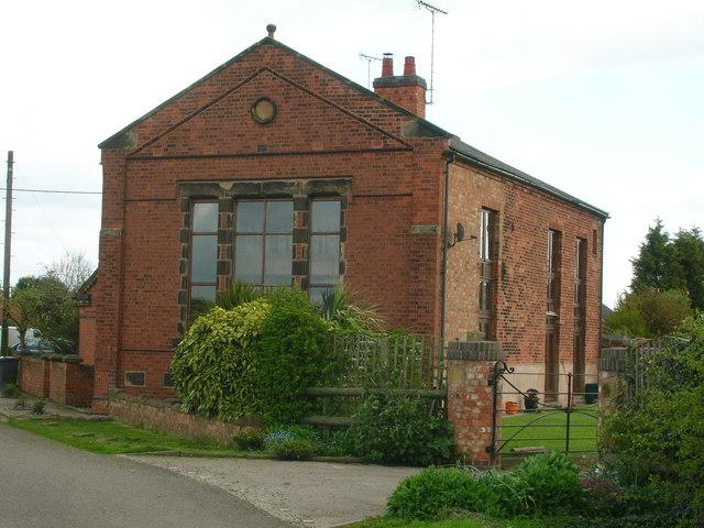 Former Chapel in Great Wilne