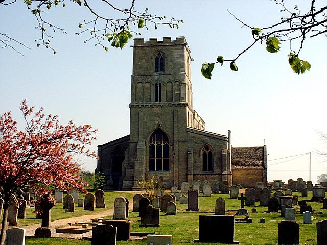 Maxey Church