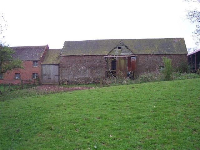 Threshing Barn, Grendon Court