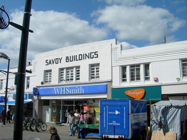 Savoy Buildings