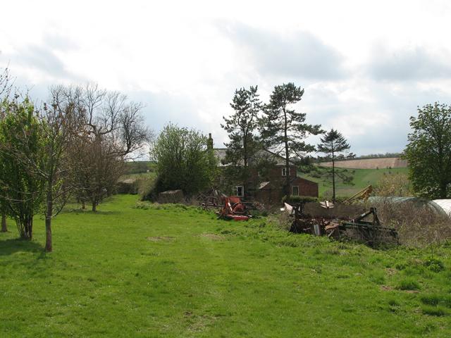 Worlaby Farm House
