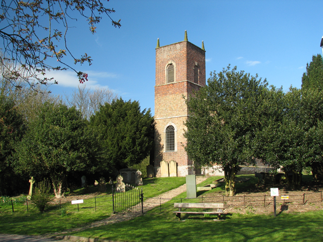 Saint Andrew's Church, South Thoresby