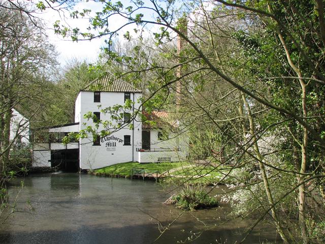 Claythorpe Mill.