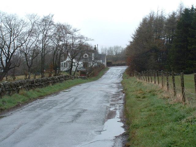Stanemuir Road