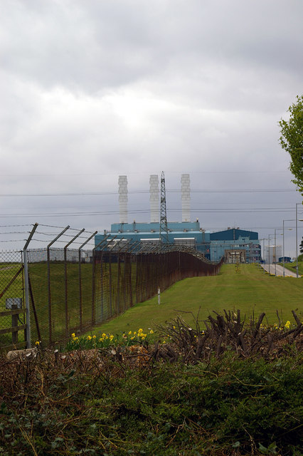 Killingholme Gas Fired Power Station (Centrica)