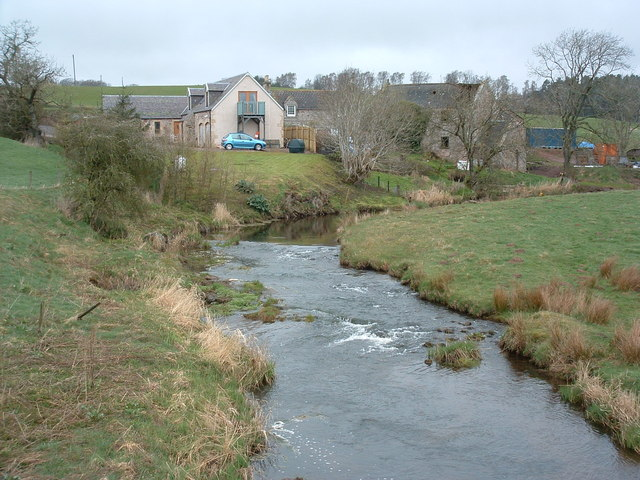 Carnwath Mill