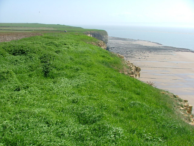 Cliff top Path towards Nash Point