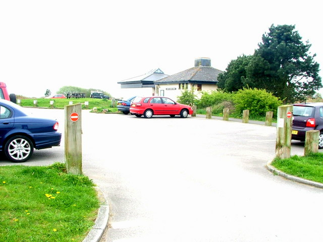 Kenfig National Nature Reserve Centre and Car Park