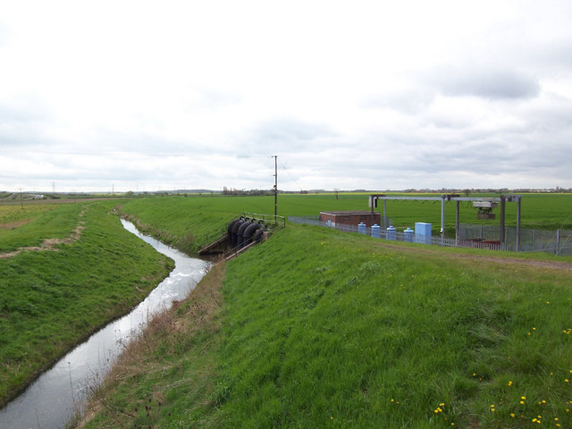 North Beck Drain and Pumping Station